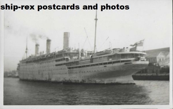 EMPRESS OF AUSTRALIA (1922c, Canadian Pacific) photo (a)